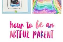 Parenting ideas & inspiration... / Little bits of inspiration for parenting more gently, more patiently and fostering fun, creativity and love...