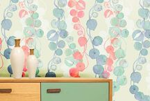 Patterns & Prints / Patterns and prints that inspire me. / by Cindy Terapak