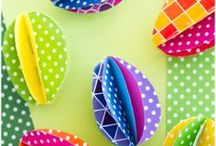 Easter / Food, crafts, activities and ideas to create an unforgettable Easter. / by Sharla Kostelyk