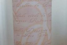 Présentoir / Packaging (mariage, naissance & baptême) / by SCGraphisme