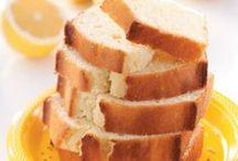 Bread, Rolls, Quick Breads & Muffins