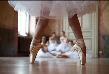 If BALLET were easy it would be called football! / by Jennifer Cherry