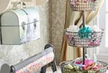 Creative Rooms~Crafts~Sewing~Love! / by Jewels Vann