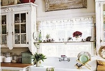 Kitchen~The Heart of the Home / Kitchen Ideas~Decor~Function~Visual Goodness / by Jewels Vann
