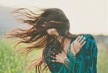 Free Spirit<3 / Gipsy, boho, hippie, free spirit, nature and love.