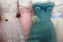 Dresses From the Past / Vintage Dresses  / by Jewels Vann