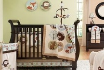 Baby's Little Woodland World / Collections for a Woodland Theme Baby Room & Baby Shower Ideas / by Jewels Vann
