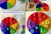 Preschool / by Sharla Kostelyk
