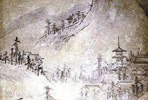 Paintings: JAPANESE / by Mangala Kilpadi