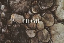 Natural Home / Less is more
