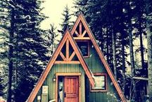 Wooden home / Natural wooden homes