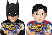 Superman and Batman ❤