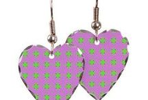Colorful Jewelry / Colorful jewelry necklaces earrings