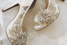 Angela Nuran Wedding Shoes / We are the global flagship boutique for the complete collection of Angela Nuran shoes. Our clients love the ultra comfortable padding and ability to customize wedding shoes, hand dye and embellish with the finest Swarovski crystals