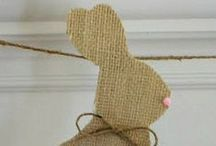 hoppin' down the BUNNY trail... / Easter  / by Artsy Fartsy