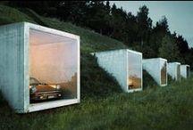 ARCHITECTURE / Architecture I like. / by Tegan Bukowski
