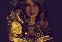 Lost in Books / by Stacia Strickland