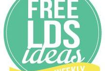 LDS, FHE, YW, Primary / Helpful tools for an LDS life / by Megan Boren