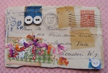 You've got mail! / by Sheila Ball
