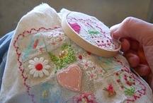 Embroidery / A stitch in time... / by Sheila Ball