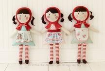 Dolls / by Dawn