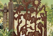 Art for your garden ~ / by Sheila Ball