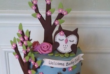 Inspiring cakes / by Katie Woodward