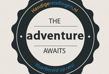 Handigewereldreiziger / Voor mensen die de wereld willen ontdekken.
