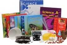Sonlight Science A / Science A sparks children's curiosity and introduces them to basic concepts in Biology, Earth Science, and Physics—topics you'll return to again over the years. If you decide to purchase from Sonlight, enter my Rewards ID (BR20053594) when you register an account on their site and you'll get $5 off your first order ($50 or more). I'll get points that I can redeem at another time.