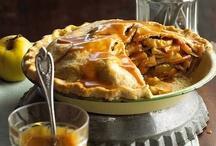 Pie! / I love pie...apple is my favorite / by Sheila Ball