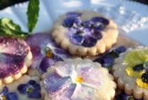 Edible Flowers  / by Sheila Ball