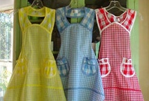 Aprons / by Sheila Ball
