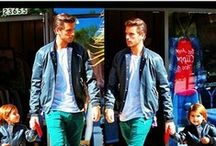 Men's fashion / How I like my men to look / by Dolce Vida
