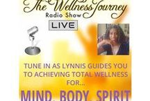 """The Wellness Journey! / """"The Wellness Journey!"""" is a show that talks about the fun and simplicity of wellness. We interview health and wellness experts from around the world. Enjoy some of our best interviews covering topics from raw food eating, how to increase your energy,wonderful weight loss methods, attaining spiritual wellness, and everything in between.  / by PraiseWorks Health and Wellness"""