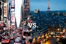 City & Country Battles! Which do you prefer? / by Connections