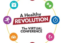 A Healthy Revolution: The Virtual Conference / Join us for five nights of cutting-edge perspectives on health and wellness! Register for your free ticket here: http://bit.ly/YkRDMP. / by Experience Life