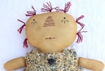 more handmade dolls / dolls are life in miniature / by Debbie Thurgood
