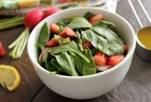 {Recipes} Salads / A collection of the best salad recipes on Pinterest!