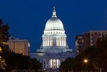 On Wisconsin / I'm a proud Wisconsinite--find out why.  / by Beki Winchel
