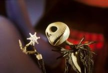"""Nightmare Before Christmas / """"And since I am dead I can take off my head to recite Shakespearean quotations..."""""""
