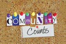 Community Counts / How are you working to create a stronger sense of #community? Pin your ideas with #ELCommunity.  / by Experience Life