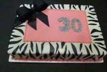 30 Birthday Cakes / by Renee Biernbaum