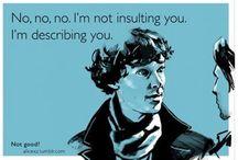 Sherlock / by Olivia Woolard