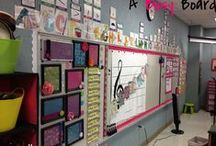 Classroom decor / Are you a teacher looking for help decorating your classroom? I'm including my favorite classroom decoration ideas from classroom decor to bulletin boards and general classroom ideas. classroom decor elementary | classroom decor high school | classroom decor kindergarten | music classroom decor / by Aileen Miracle