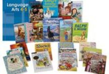 """Sonlight Grade 4-5 Readers / Excellent for students able to read anything you hand them, but who you'd like to protect from the grittier """"realities of life"""" that more advanced books often deal with. We've chosen the titles in this package with special attention to their content. These books cover gentle topics. The 20 books in the Grade 4-5 Reader package will take your children on adventures from the Wild West to Marco Polo's travels."""
