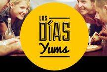 """Yums / onemos en marcha """"Yums"""", un nuevo programa que premia tu fidelidad. ¡Ahora cuanto más reserves con eltenedor, menos pagas! Te contamos todos los detalles en el siguiente video #yums"""