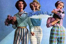 1950s STYLE / Design and Fashion of 1950s