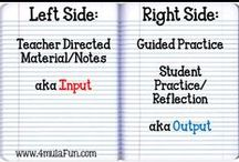 Interactive Notebooks / by Melissa M