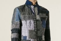 Patchwork Genius / Ready to wear patchwork fashion