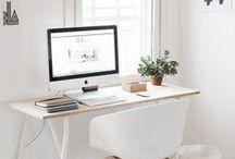 WHITE INTERIOR / White interior design inspiration